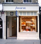 FILOFAX® SHOP LONDON